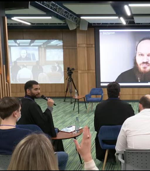 Сотрудники медиа центра Донской духовной семинарии приняли участие в семинаре «Православная миссия в соцсетях»