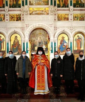 Регентская школа Донской духовной семинарии почтила память композитора А.Д. Кастальского.