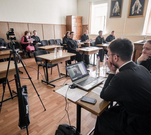 Студенты ДДС приняли участие в ХIII студенческой научно-богословской конференции в Санкт-Петербургской духовной академии
