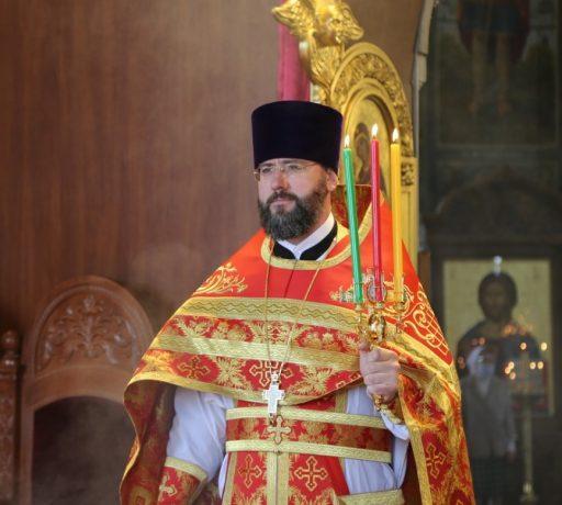 Профессорско-преподавательская корпорация Донской духовной семинарии поздравила ректора с 25-летием служения