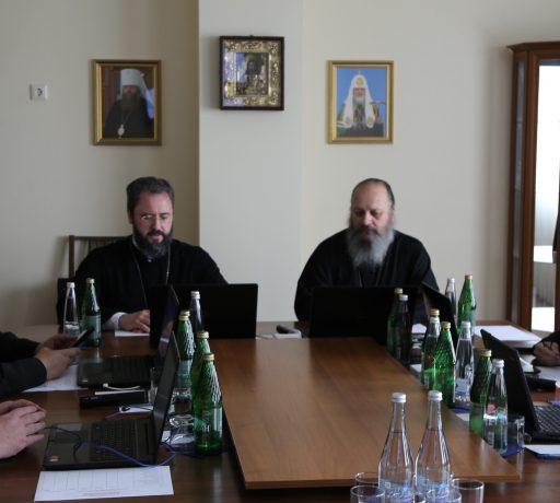 В Донской духовной семинарии при участии Учебного комитета Русской Православной Церкви состоялись итоговые экзамены