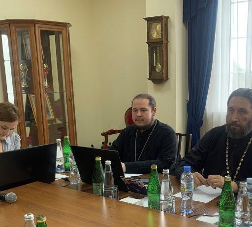 В Донской духовной семинарии подошла к завершению приемная кампания на регентско-певческом отделении