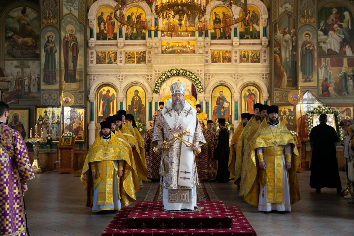 В Донской духовной семинарии прошел Актовый день, посвященный началу учебного года